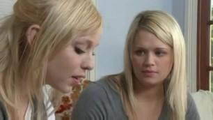 Lesbian psychodramas 3 Brea Bennett and Heather Starlet