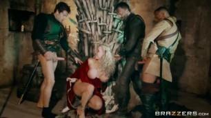 Zzseries Ella Hughes Rebecca Moore Queen Of Thrones Part 4 A Xxx Parody Cunt And Tits