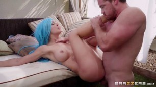 Brazzers Cosplay With My Ass Cherie Deville Kyle Mason Maid Having Sex Video