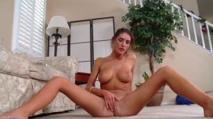 Beautiful Pussy Up Close August Ames Solo