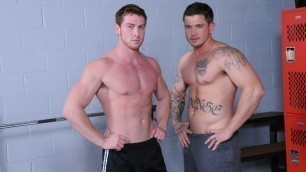 Men - Bubble Butts Part 1 Connor Maguire And Sebastian Young Sex In The Gym