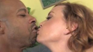 Blacksonblondes Janet Mason Returns Wet Pussyfucking