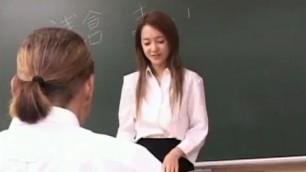 Young Hairy Asian Ayaka Oishi