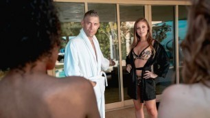 DigitalPlayground - Britney Amber Get Personal Tour Of The House