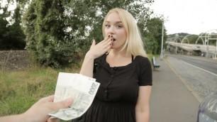 Public Agent - Blonde Russian Vera Jarw Bent Over For Me