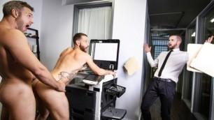 Men - Alex Mecum And Kit Cohen In Nymphomanager