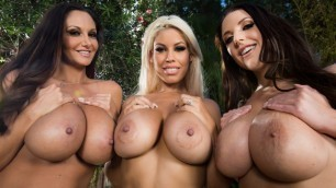 Ava Addams, Bridgette B And Others In Best Of Brazzers: Titty Tuesday