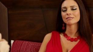 Samantha Hayes Mindi Mink Subliminal Parenting lesbians porn MommysGirl