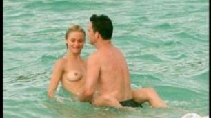 harming Cameron Diaz Nude plus Rare Young Topless Shoot