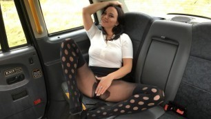 FakeTaxi - Alysa Gap only wants big cock from now on