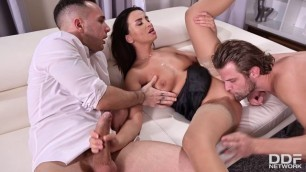 Fuck Me Hard With Your Big Cock Ddfnetwork Alyssia Kent Hot And Hardcore Office Sex