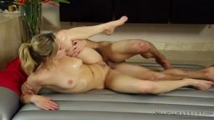Mia Tries Nuru hot sex massage Mia Malkova Tyler Nixon