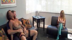 Hotwiferio Hotwife Rio And Rachel Steel Fuck And Suck Hubby