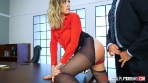 Giselle Palmer The Panty Hoes Wife Massage