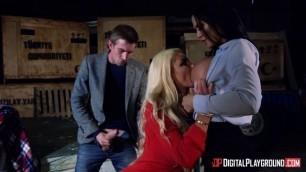 Totaly Free Porn Jasmine Jae Nicolette Shea Fly Girls Final Payload Scene