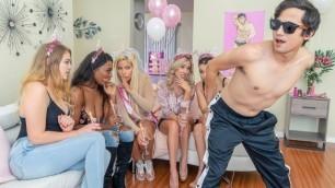 Reality Kings - Bridgette B Got The Half Pint Stripper