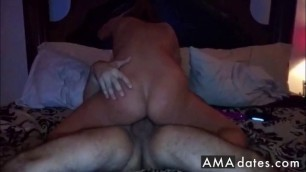 Homemade Threesome Scene