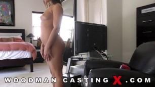 Woodmancastingx Abella Danger Casting X 152 Big Cock Hot Chick