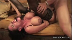 Cum In Wife Pussy Ariella Ferrera In Fucking And Sucking Nick