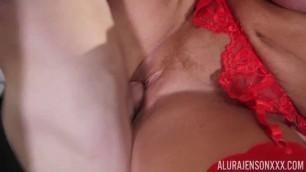 Alura Jenson Karen Fisher Amazing Girls My Big Xmas Present PornstarPlatinum