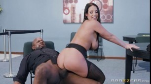 Full Service Banking sex on the table Angela White Prince Yashua Brazzers