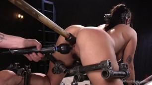 Kink Karlee Grey Squirts On Bondage