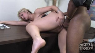044 Sarah Vandella vs Jack Napier fuck in front of a man