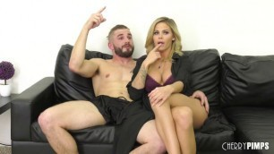 Gorgeous Blonde Girl Jessa Rhodes Makes You Cum WildOnCam