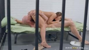 Horny Dangerous Conjugal Visit Hot Sex Abigail Mac Johnny Sins