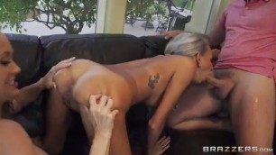 brandi love janice griffith has forced orgasm mother and daughter of a whore brazzers