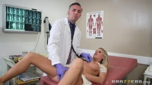 Brazzers Jessa Rhodes A Dose Of Cock For Co Ed Blues the doctor knows how to seduce