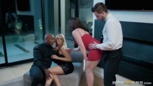 Night Caps sex with a black guy Chanel Preston Julia Ann Lucas Frost Nat Turnher
