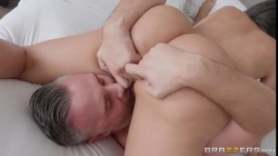 The Perfect Hostess 2 Sex in bed Lela Star Keiran Lee Brazzers