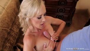 Raunchy Milf Brandi Love in Lingerie Gets Wreckled Hard snake porn