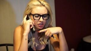 Marvelous Blonde Girl Gigi Allens Superheroine Imperia