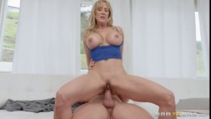 Mounted By My Hot Mother In Law Brandi Love Kyle Mason Brazzers
