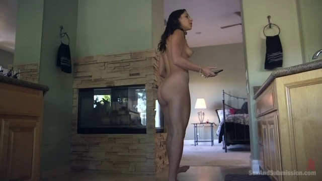 SexAndSubmission Abella Danger Anal Bitch craves hard sex
