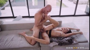 My Boss Johnny Sins Wants Fuck My Little Pussy And He Will Karlee Greys