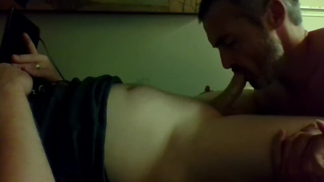 Sucking, Servicing and Swallowing Straight Married Guy