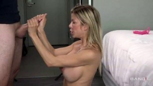 Good Alexis Fawx Backs It Up On Dick In The Pool Cabana BangRealMILFs