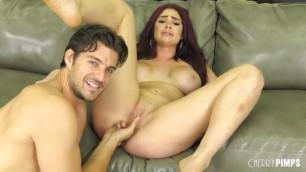 Skyla Novea sweetpussy porn Busty And Wild Skyla Novea CherryPimps