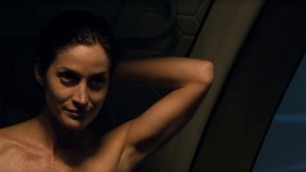 Inimitable Carrie Anne Moss nude Red Planet 2000