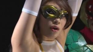 Japan Superheroine Heroine Insult Vol 68 SPANDEXER the Mask 323 superheroine