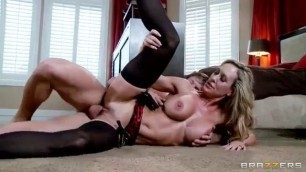 Raunchy gorgeous sluts Blonde brandi love cuckolding the neglectful husband