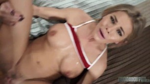 Jessa Rhodes wet and pink Caught In The Act BadDaddyPOV
