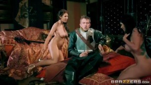 Queen Of Thrones Part 3 A Xxx Parody Ayda Swinger Romi Rain Danny D Fuck In Tights hottest pornstar