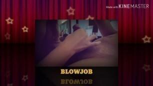 Boyfriend Gets Blowjob as a Reward from Horny Asian Girlfriend
