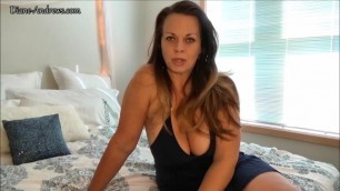 Unwrapping your new Cage by Diane Andrews Chastity Cage Femdom POV Cuckold