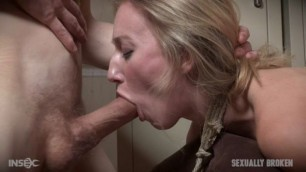 SexuallyBroken Riley Reyes blonde hold on the hair and fuck