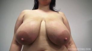 CzechCasting e1261 Bara 8695 Brunette Natural tits